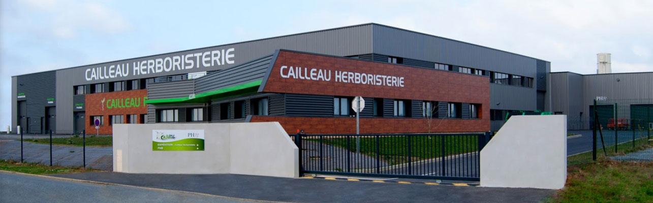Cailleau Herboristerie - Entreprise familiale
